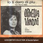1966 – Io ti darò di più/Splendore nell'erba – Ornella Vanoni (Norvegia)