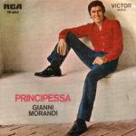1972 – Principessa/Balla Linda/Sta arrivando Francesca/Teneramente Annamaria – Gianni Morandi (Portogallo)