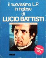 Inserto pubblicitario rivista italiana
