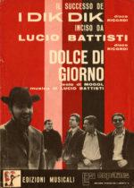 1966 – Dolce di giorno – Dik Dik/Lucio Battisti (Italia)