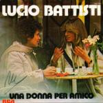 1978 – Una donna per amico/Nessun dolore – Lucio Battisti (Francia)