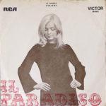 1969 – Il paradiso/Scende la notte sale la luna – Patty Pravo (Portogallo)