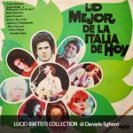 1980 – Lo mejor de la Italia de hoy – Interpreti vari (Bolivia)