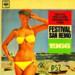 1966 – Festival San Remo 1966 – Interpreti Vari (Argentina promo)