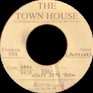 1977 – Baby it's you / Baby it's you – Lucio Battisti – Test-pressing (Regno Unito)