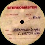 1966 – Aspettando domani – Lucio Battisti – Acetato (Italia)