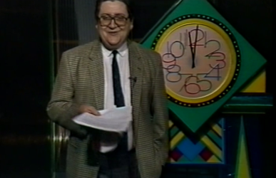 """15/10/1988 – Vincenzo Mollica presenta """"L'apparenza"""" (00:05:28)"""
