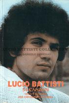 Lucio Battisti. 54 canzoni. Testi e accordi per chitarra e tastiera
