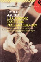 La canzone d'autore italiana 1958-1997