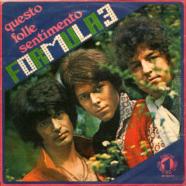 09/1969 – Questo folle sentimento / Avevo una bambola – Formula 3 – Numero Uno ZN 50001 – Italia