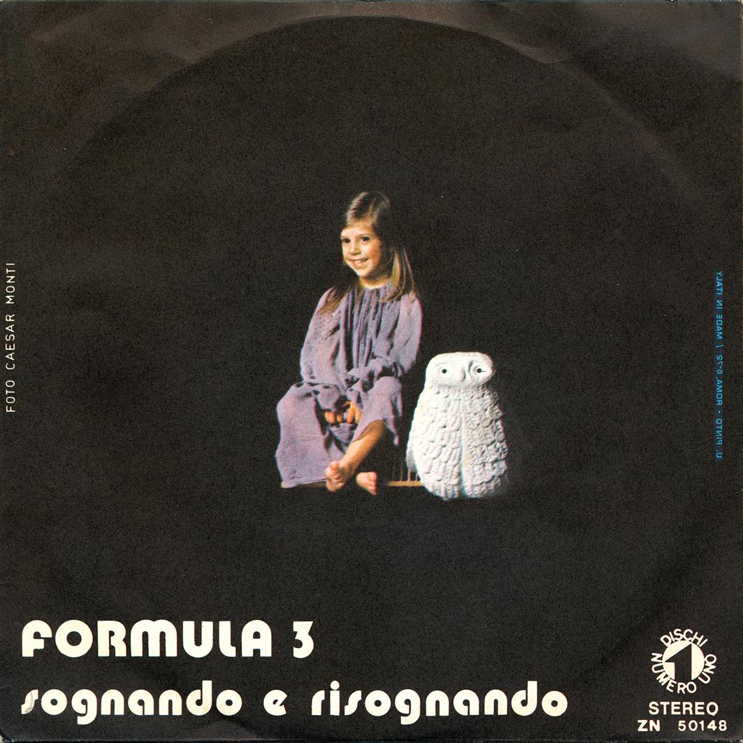 05/1972 – Sognando e risognando / Storia di un uomo e una donna – Formula 3 – Numero Uno ZN 50148 – Italia