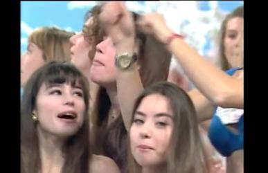 """16/12/2018 – Play Cult. Le ragazze di """"Non è la Rai"""" cantano """"Dieci ragazze"""" di Lucio Battisti (00:05:39)"""