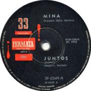 1979 – Juntos / Viva ella – Mina (Argentina)