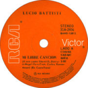 1973 – RCA Victor 31A-2436 (Argentina)