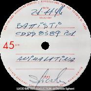 21/11/1974 – Anima latina – Lucio Battisti – Test-pressing (Italia)