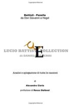 Battisti-Panella. Da Don Giovanni a Hegel